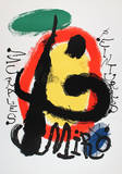 Peintures Murales Collectable Print by Joan Miró