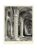 Gothic Detail I Art by R.w. Billings