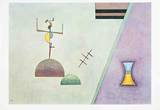 Derriere Le Miroir No. 154 Double Page Collectable Print by Wassily Kandinsky