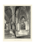 Gothic Detail III Prints by R.w. Billings