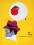 University Art Museum Limited Edition by Richard Lindner