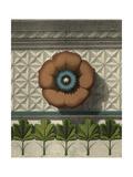 Floral Detail II Print by  Vision Studio