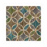 Ikat Symmetry III Giclee Print by Chariklia Zarris