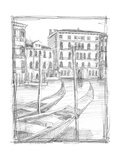 Sketches of Venice III Prints by Ethan Harper