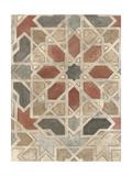 Non-Embellished Marrakesh Desgin II Giclée-Premiumdruck von Megan Meagher