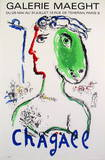 Artist As A Phoenix Collectable Print by Marc Chagall
