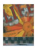 Life Inspires Premium Giclee Print by Norman Wyatt Jr.