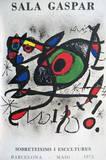 Sobreteixims I Escultures Collectable Print by Joan Miró