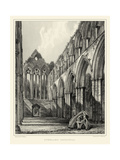 Gothic Detail IX Prints by R.w. Billings