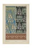 Nouveau Floral Design III Print by  Vision Studio