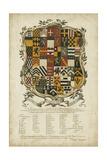 Edmondson Heraldry III Prints by  Edmondson