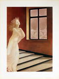 L'Egaree De Stagliano Collectable Print by Leonor Fini
