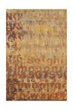 Earthen Language I Premium Giclee Print by Norman Wyatt Jr.
