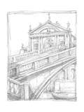 Sketches of Venice I Art by Ethan Harper