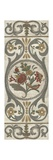 Tudor Rose Panel I Posters by Chariklia Zarris