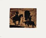 Avant la Pique Collectable Print by Pablo Picasso