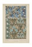 Nouveau Floral Design VII Print by  Vision Studio