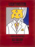 Surrealist Paintings (Cheese Head) Collectable Print by Roy Lichtenstein
