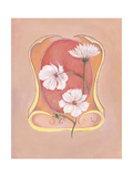 Deco Florals II Posters by Judy Mastrangelo