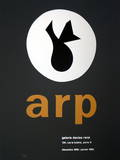 Galerie Denise Rene Serigraph by Jean Arp