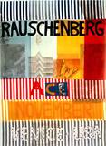 Ace Gallery, Venice, California (lg) Collectable Print by Robert Rauschenberg
