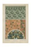 Nouveau Floral Design I Poster by  Vision Studio