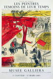 The Revolution Collectable Print by Marc Chagall