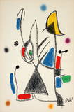 Maravillas 1068 Collectable Print by Joan Miró