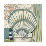 Seaside Shell II Posters by Chariklia Zarris