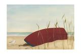 Seaside Dunes II Art by Erica J. Vess