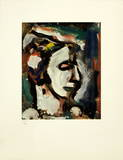 Camille Collectable Print by Georges Rouault