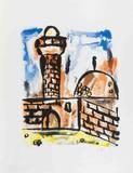 Jerusalem Collectable Print