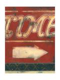 Time Inspires Premium Giclee Print by Norman Wyatt Jr.