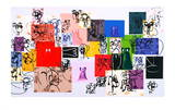 Paper Faces Limited Edition by George Condo