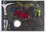 Derriere le Miroir, no. 27-28 Collectable Print by Marc Chagall
