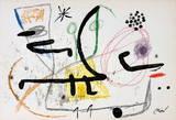 Maravillas 1061 Collectable Print by Joan Miró