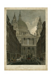 St. Paul's Cathedral, London Prints by J. Stover
