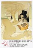 Les Caprices De Goya Collectable Print by Salvador Dalí