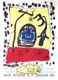 Peintures, Lithographies, Sculptures, Ceramiques Collectable Print by Joan Miró