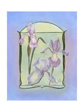 Deco Florals I Prints by Judy Mastrangelo