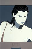 Commemorative 14 Serigraph by Patrick Nagel