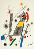 Maravillas 1058 Collectable Print by Joan Miró