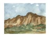Watercolour Sketchbook IX Art by Ethan Harper