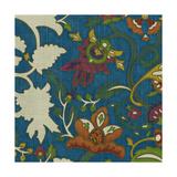 Jewelled Pashmina II Giclee Print by Chariklia Zarris