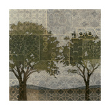 Patterned Arbor II Prints by Megan Meagher