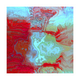 Coral Glass I Prints by Danielle Harrington