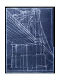 Bridge Blueprint II Posters af Ethan Harper