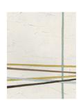 Tangle III Kunstdruck von Erica J. Vess