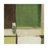 Green Field II Prints by Erica J. Vess