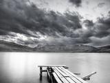 Nish Nalbandian - Lake with Dock - Fotografik Baskı